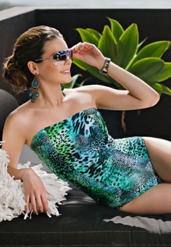 Jamu Belize Swimsuit - Animal